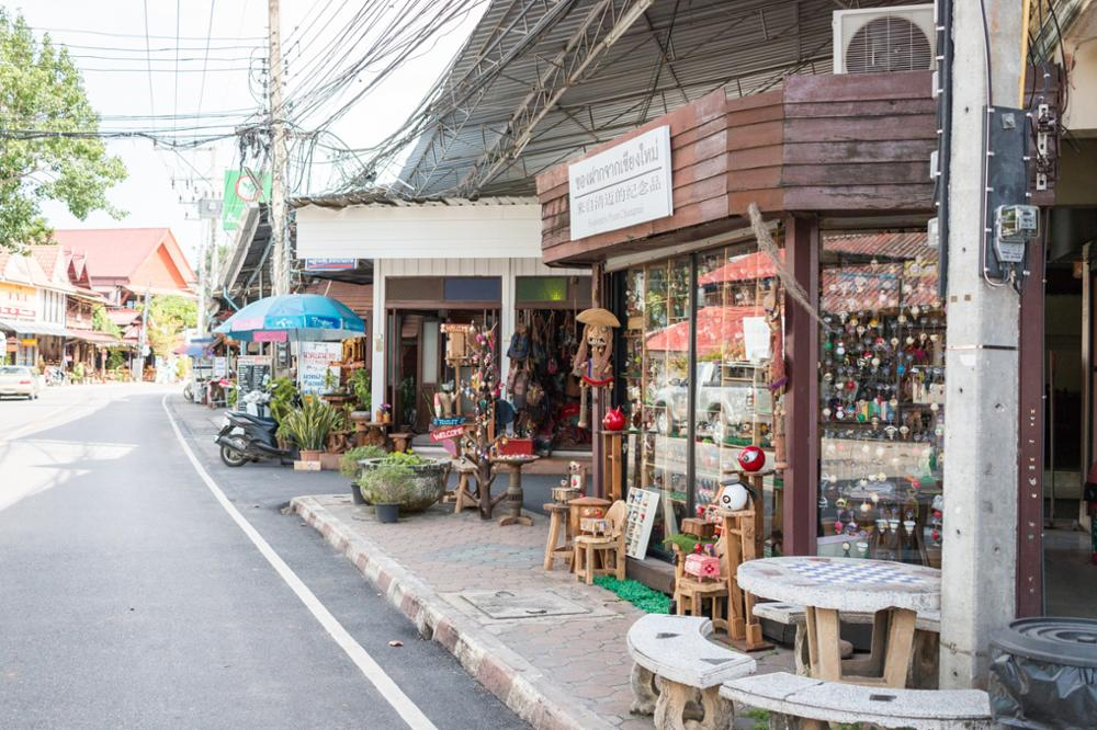 Où faire son shopping à Chiang Mai ?