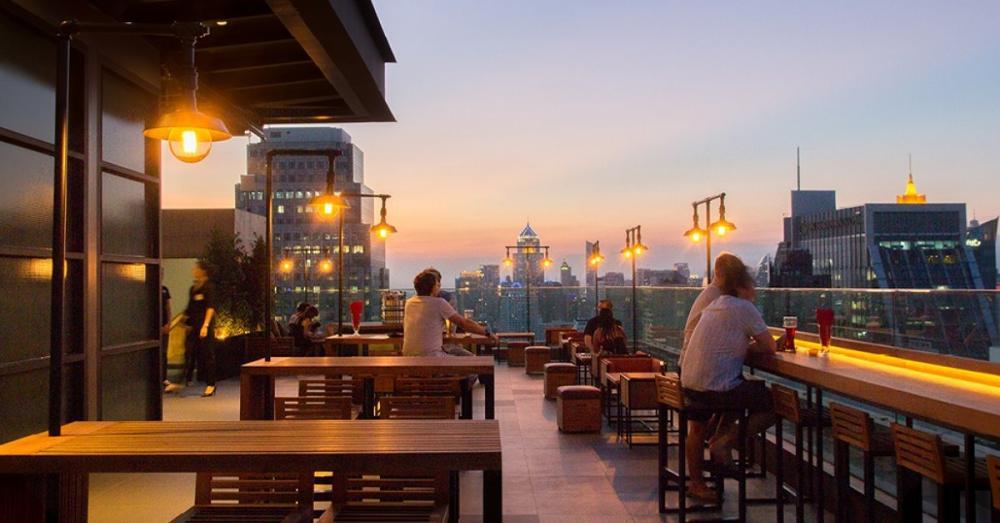 Sélection des meilleurs Rooftop de Bangkok