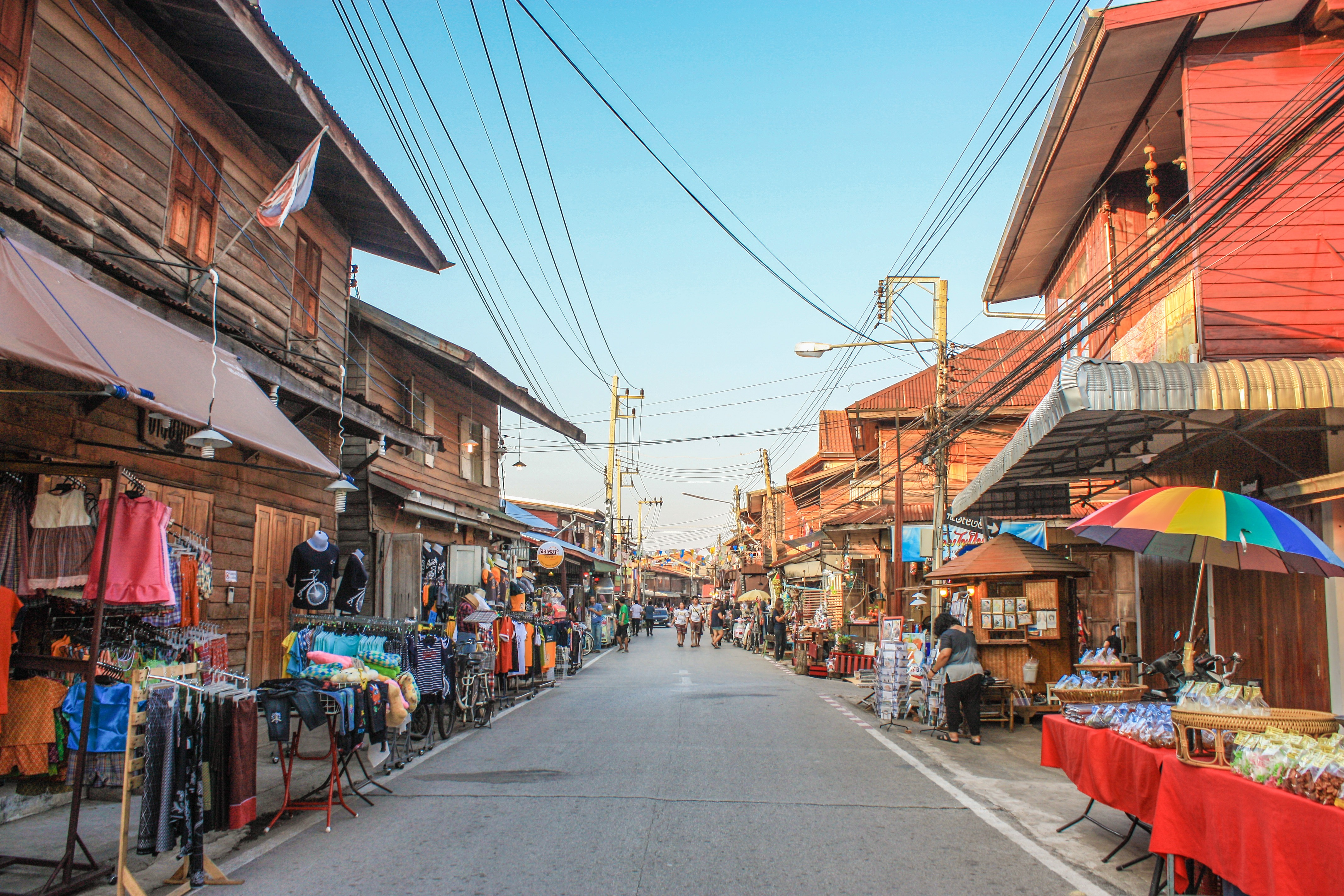 Northern Thailand, Chiang Khan Loei Province