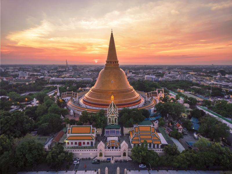 Que faire et que voir aux alentours de Bangkok ?