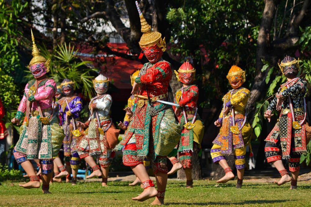 Les danses traditionnelles thaïlandaises