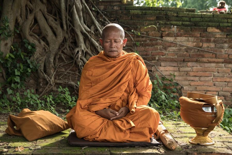 Le bouddhisme en Thaïlande