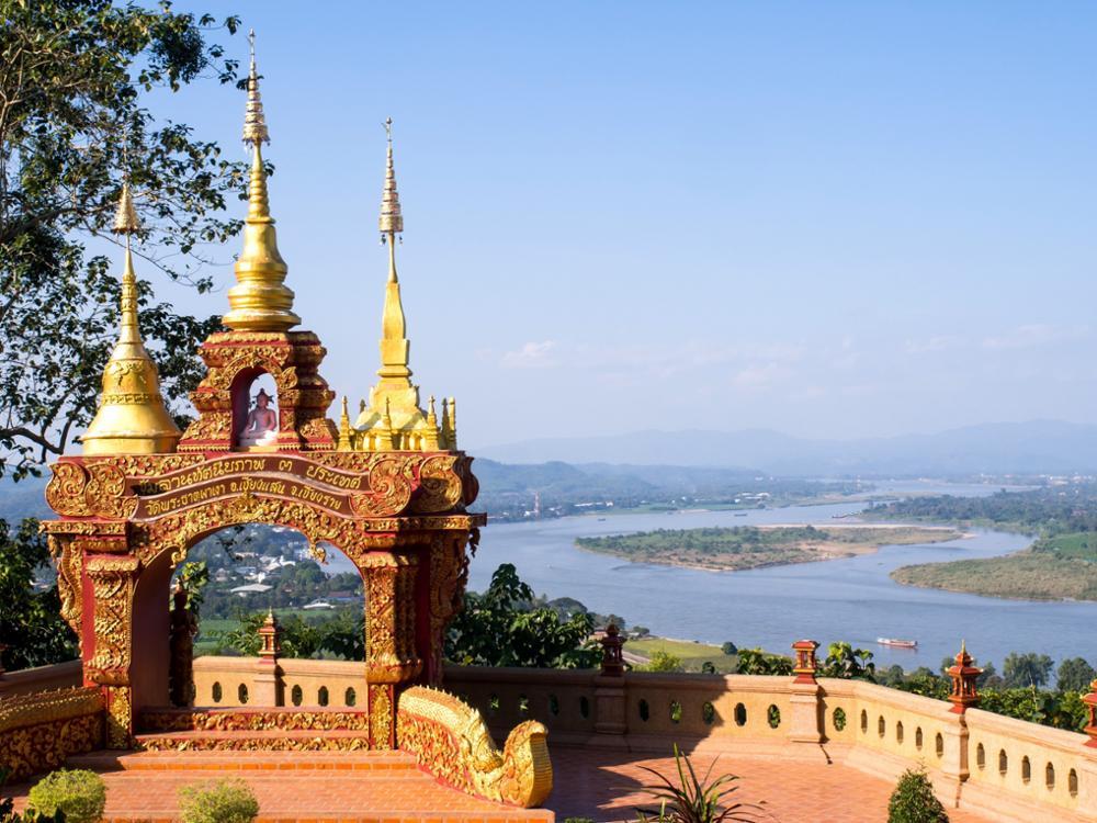 Voyage dans le triangle d'Or en Thaïlande