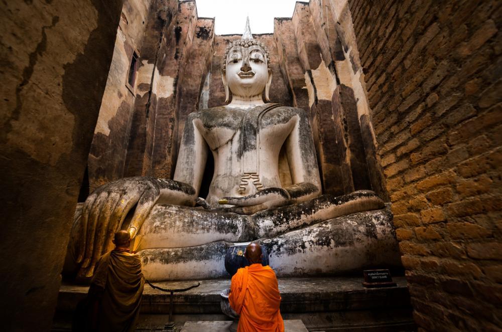 Sukhothai, le joyau historique du royaume de Siam