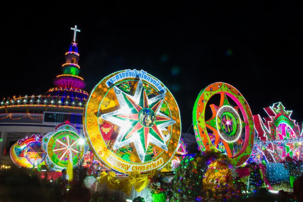 Passer Noël en Thaïlande, les plus belles destinations familiales