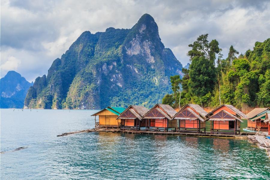 Parc national de Khao Sok : excursions en pleine jungle thaïlandaise